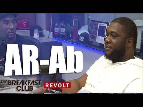 Interview : AR-Ab Discusses Deal With Cash Money and Violence In Philly (6/6/2016)