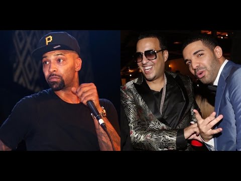 "French Montana says Him and Drake Didn't Record ""No Shopping"" with Joe Budden in Mind."