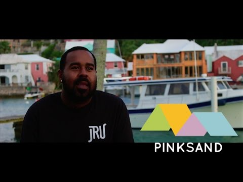 (Bermuda) Local fashion designer, Jakai Franks, talks about his new line JRU | Just Respect Us Via #PinkSandBermuda