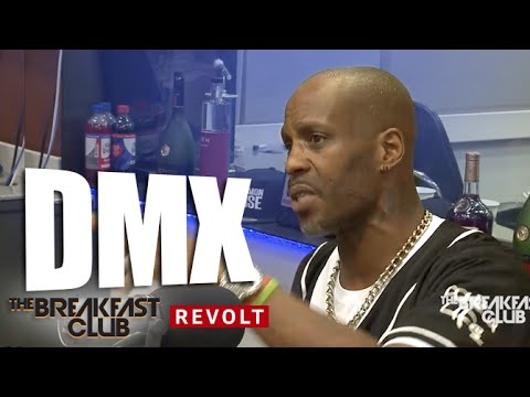 Interview : DMX Speaks On New Album Coming,Squashing Drake Beef + More