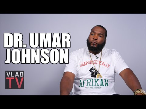 Dr. Umar Johnson: You Can Have an All-Gay School in the U.S., But Not All-Black