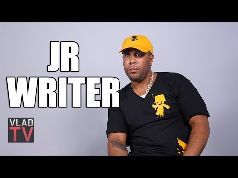 Interview : JR Writer speaks on Dissing Cam'ron, Jim Jones, and Dame Dash in Prison Freestyle