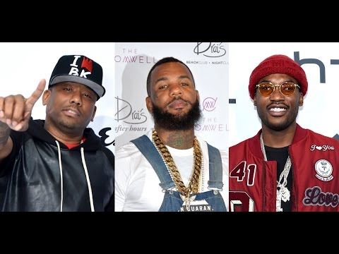 The Game's Manager Calls Maino out for 1v1 Fight because He's 'Playing Both Sides'. Maino Accepts!