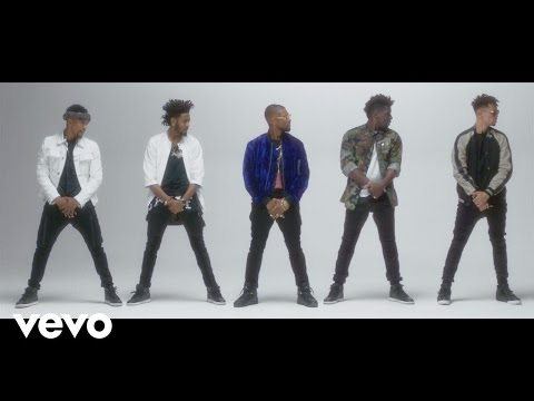 Usher - No Limit ft. Young Thug (Official Video)