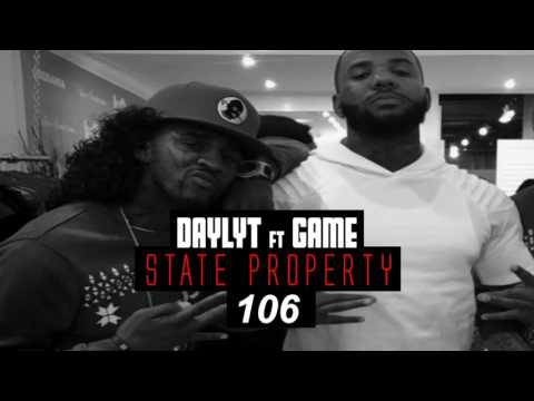 Daylyt FT The Game - State Property (Beanie Siegel & Meek Mill Diss)