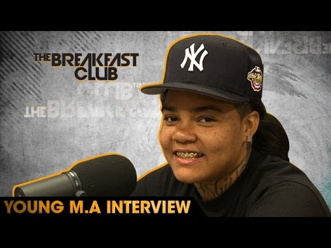 Interview : Young M.A  Speaks On Having The hottest Single Out In New York , Being Gay At Very Young  Age  + More