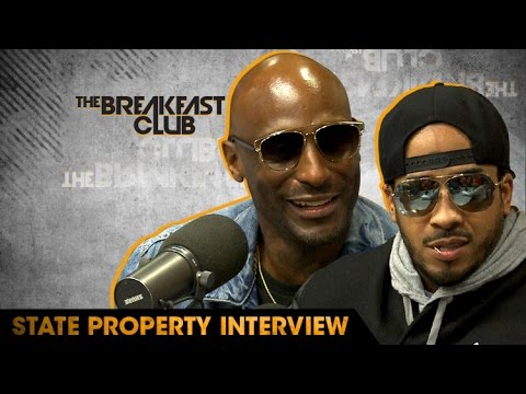 Interview : Former State Property Members Discuss Why The Group Broke Up And Beanie Sigel