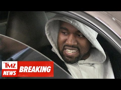 Breaking News : KANYE WEST HOSPITALIZED IN L.A.