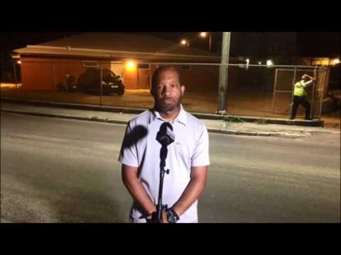Police: Statement On Fatal Shooting In Hamilton Bermuda, December 8 2016