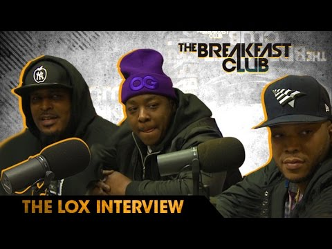 Interview : The LOX Go Off On American Government, Talk Old Beefs and New Hip-Hop