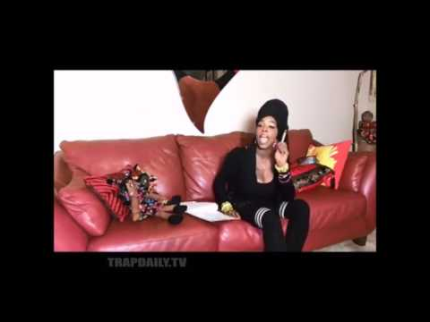 "Khia Says Plies Is A Closet Homosexual! Plies Responds ""Your Dirty P*ssy"""