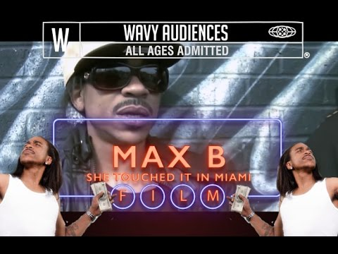 Max B THE MOVIE:  Touched it in Miami. WavyCrocket exposes Jim Jones Via JTNEWS
