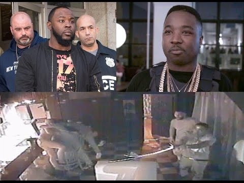 News : NYPD Arrest Podcaster Taxstone in Connection to Troy Ave/Irving Plaza Concert Shooting.