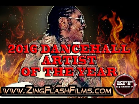 Vybz Kartel : Dancehall Artiste Of The Year 2016