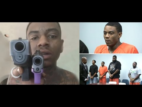 Soulja Boy Criminal Charges for Possessing a DRACO gets Dropped. Allegedly some guns were Fake.