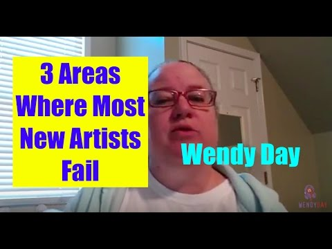 Industry Insider : 3 Areas Where Most New Artists Fail | Wendy Day @Rapcoalition