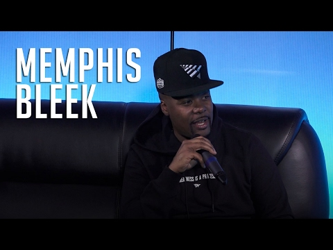Cloth Talk : Memphis Bleek on Being a CEO, Not Taking Handouts + Gassing JayZ