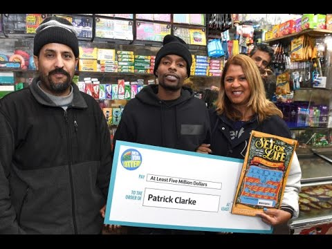 Aspiring Rapper from Queens, NY wins $5 million Jackpot in Scratch Off Tickets and Shoots Music Video