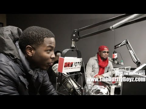 Johnny Cinco Speaks On Problems with Rich Homie Quan, Subliminal Messages, and New Mixtape iSwear