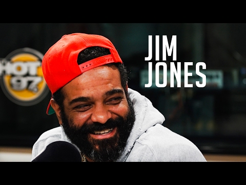 Jim Jones : Sheds Tears Talking About  Dipset Break Up, Jay-Z, Max B, French Montana, Mona Scott, Rocnation + More