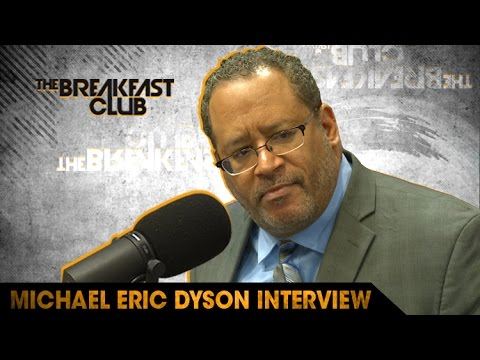 Michael Eric Dyson : Dishes On Celebrities Engaging with Trump, Facing Trump In Office & His New Book (Interview)