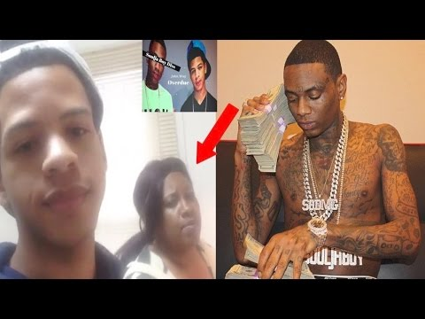 Is Soulja Boy's Mother Living In The Hood? #starInthemorning