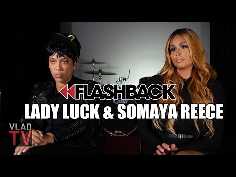 Flashback: Lady Luck on Losing Rap Battle to Remy Ma, Becoming Suicidal