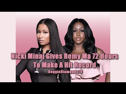 Nicki Minaj Gives Remy Ma 72 Hours To Make A Hit Record And She'll Give Her $500,000