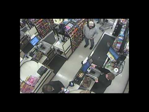 Anything : Man attempts to rob Acme, flees with Reese's Peanut Butter Cup instead
