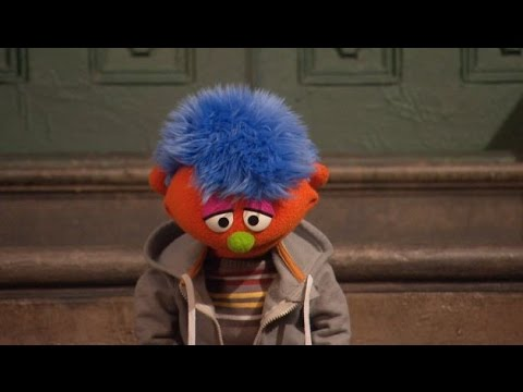 Sesame Street Introduces Muppet With Father In Jail #starInthemorning