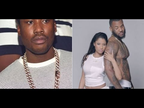 The Game Blasts Meek Mill for Being a 'F*ck N*gga' to Nicki Minaj Since Nicki & Remy Started Beefing