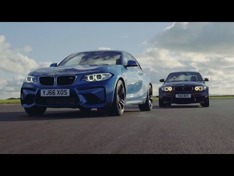 The Difference : BMW M2 vs BMW 1M Coupe
