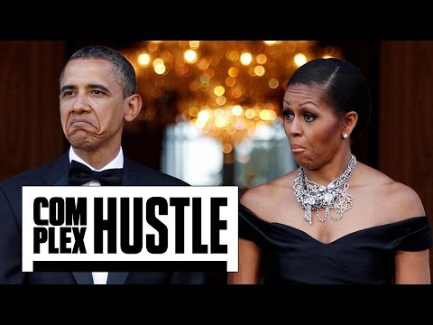 #Hustle : The Obamas Will Earn Over $240M Post-Presidency