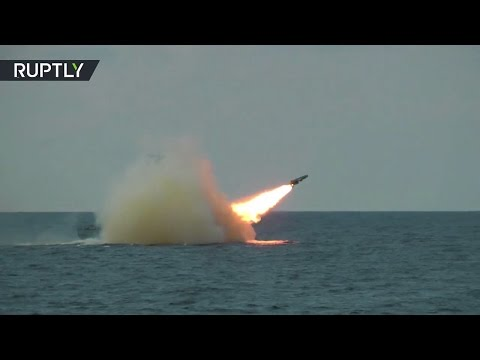 Baltic Fleet drills: Russian navy launches missile to develop air defense system