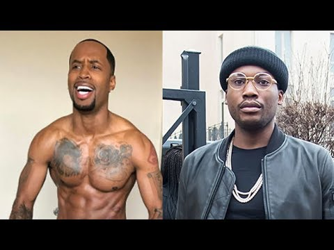 DJ Self : Denies Telling Meek Mill where Safaree was that he could get Jumped.