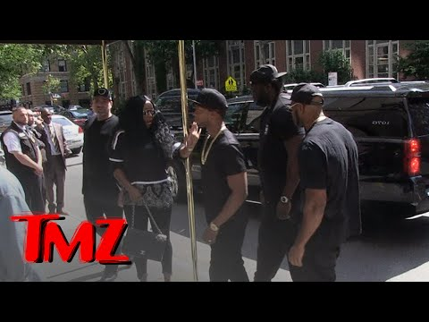 LL Cool J, Remy Ma, Ice-T, Farrakhan Come To Pay Their Respects For Prodigy