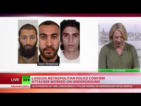 News : London Bridge terrorist was allowed to work at Westminster station