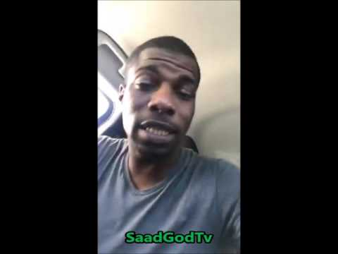 Saad God Rant : Meek Mill Vs Safaree