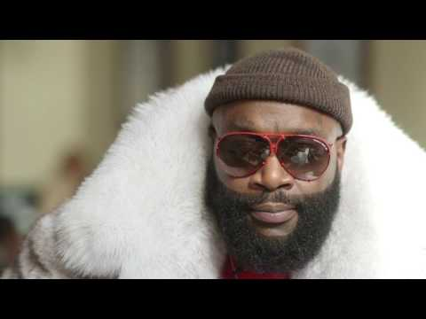 "Rick Ross : Talks About Beef With Birdman And ""Idols Become Rivals"""