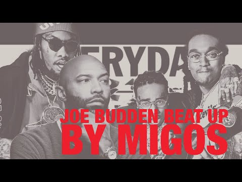 Joe Budden ALMOST gets beat up by Migos in LA