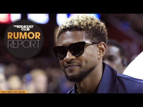Usher Accused Of Infecting A Man And Two More Women With An STD