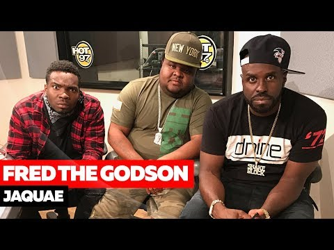 Fred The Godson Stops By Funk Flex & Delivers One Of The Dopest  Freestyles Ever!