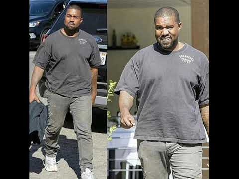 Kanye West new images has fans shocked