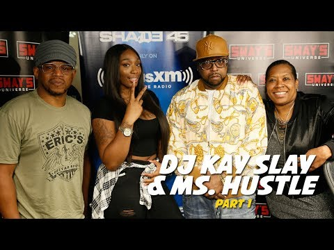 Interview : DJ Kay Slay Talks Bad Record Deals and Coming Up In Hip Hop (Part 1 )