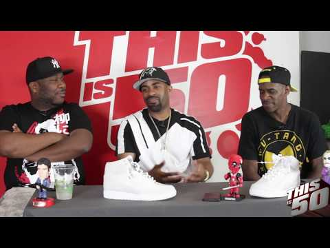 @DJCLUE VS @FUNKFLEX :  DJClue Responds to Funk Flex Calling Him 'Trash' + Talks What It Would Take to Battle Him