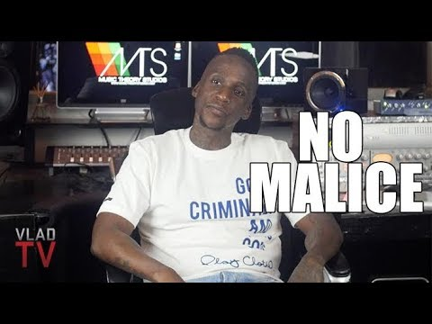 Interview : No Malice Speaks on AIDS Scare, Manager Getting 32 Years, Turning His Life Around
