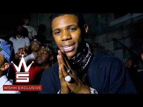 "Nun Feat. A Boogie Wit Da Hoodie ""Save Me"" (Meek Mill Remix) (- Official Music Video)"
