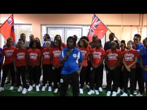 Bermuda's U17 Football Team Return