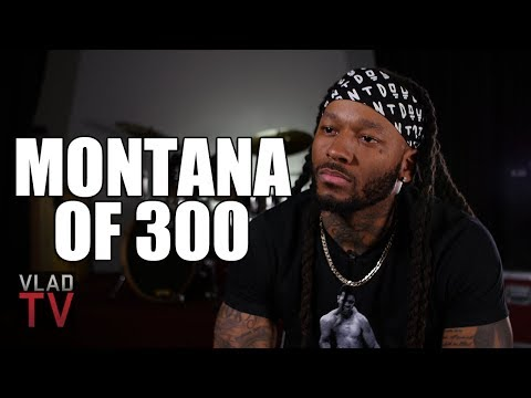 """Montana of 300 on Calling Rappers Wearing Chokers """"Gay Slaves"""""""