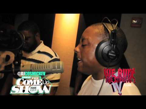 #THROWBACK : CASSIDY & AR-AB FREESTYLE ON COSMIC KEV COME UP SHOW